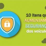 Capa e-book 10 itens que aumentam a segurança dos veículos no seu gerenciamento de frota