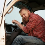 Melhoria ergonomia para caminhoneiros