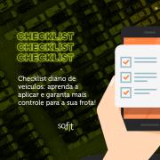 Checklist diário de veículos