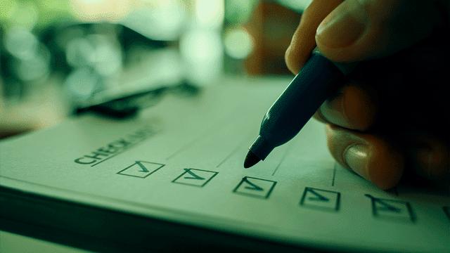 [Checklist] Checklist diário para controle de veículos