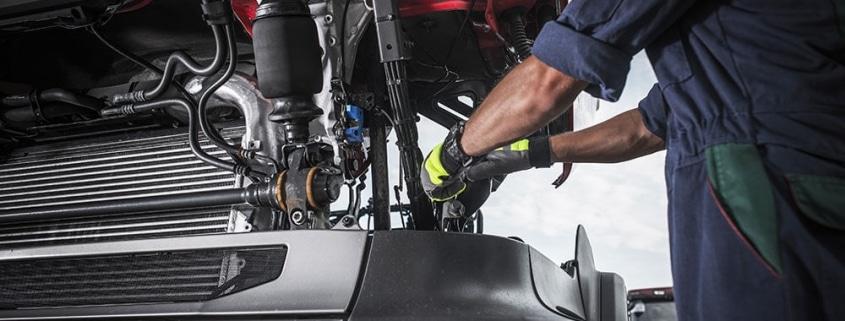 Itens para se verificar na manutenção de caminhões
