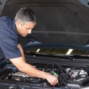 Controle de manutenção de veículos